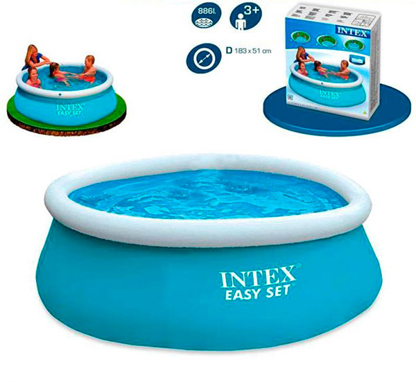 PISCINAS EASY SET 183x51 54402