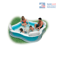 INTEX PISCINA 4 ASSENTOS