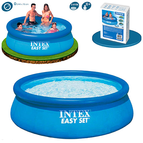 PISCINAS EASY SET 244x76 56970