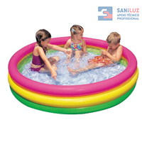INTEX PISCINA 3 ARGOLAS
