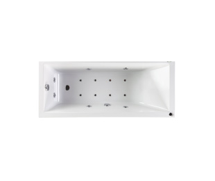 CUBIC BANHEIRA HID. MULTIJET DORSAL 1700x800 BR