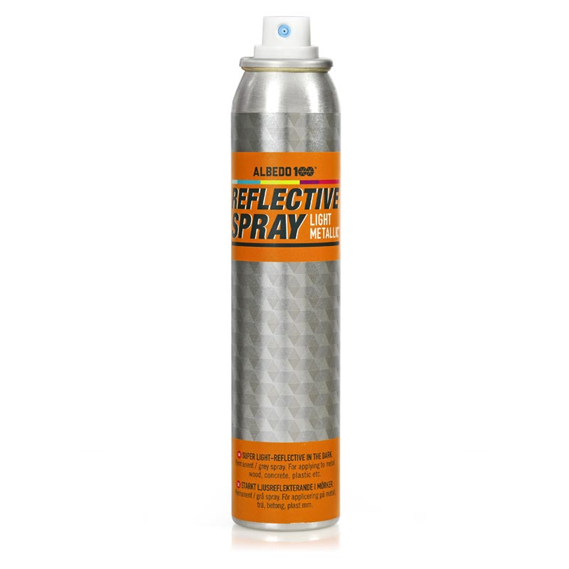 ALBEDO100 SPRAY REFLETOR PERMANENT METALIC 200ML