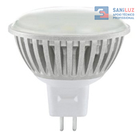 LAMPADA LED MR16 3W SM-LED 3000K