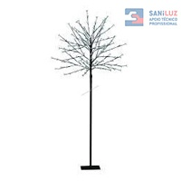 CAND. PE EXT. - LED-BAUM 200LED 1800MM 'BRAUN'